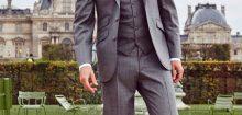 Tenue mariage homme, s'habiller pour le jour le plus important de sa vie