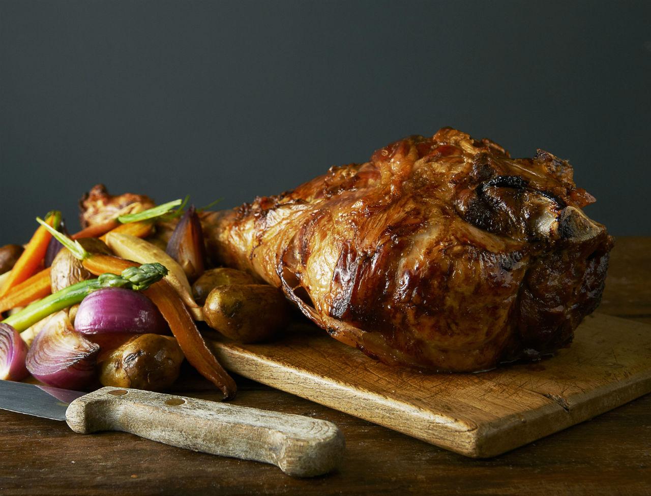 Cuisiner un gigot d agneau inspiration de conception de - Cuisiner les restes de gigot d agneau ...