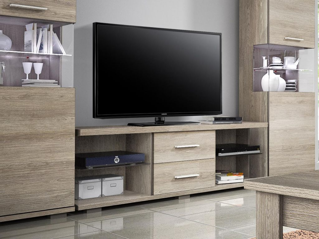 Meuble tv plusieurs fonctions pour ce meuble for Meuble tele rangement