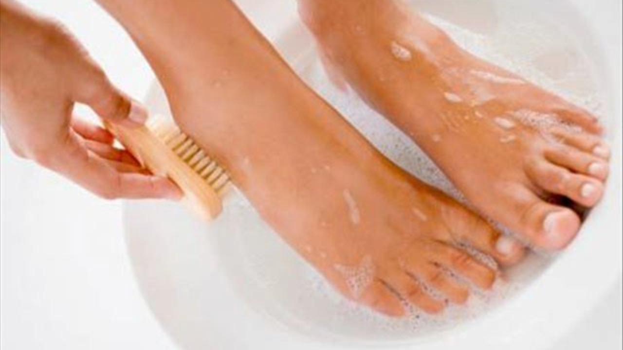 comment eviter de transpirer des pieds